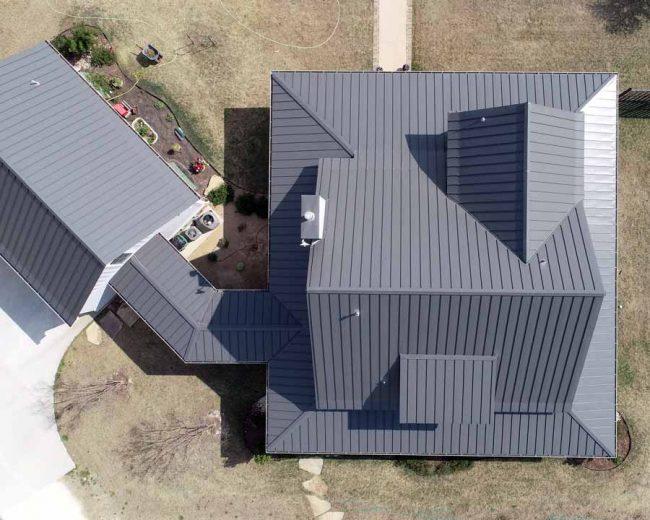 Metal Roofing Clark Roofing Texas