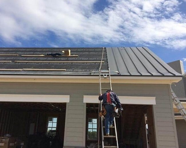 Waco Metal Roofing Contractor Near Me Residential Commercial