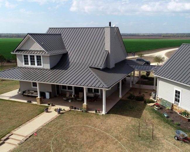 Metal Roofing Commercial Residential Roof Contractor Clark Roofing Waco
