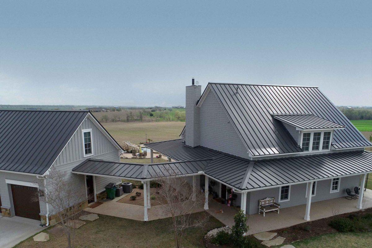 metal roof lorena texas